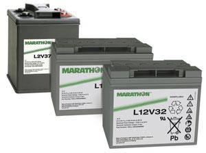 Gruppenbild Baureihe Marathon L