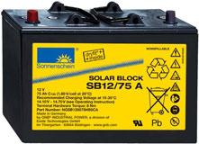 Produktbild Sonnenschein dryfit solar block SB12/75 A